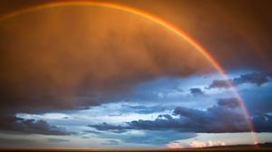 Cloud Nature Rainbow Sky 1920x1280 Wallpaper