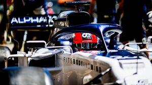 Scuderia ALPHATAURi Pierre GASLY Toro Rosso Scuderia Toro Rosso DANiEL KVYAT Racing Race Cars Car Ve 2000x1333 Wallpaper