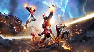 Iron Man 3186x1793 Wallpaper