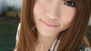 Japanese Women Japanese Women Asian Miho Inamura Big Eye Contact Lenses 853x1280 wallpaper