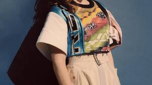 Chloe Grace Moretz Women Curly Hair Actress Celebrity 1440x1800 Wallpaper