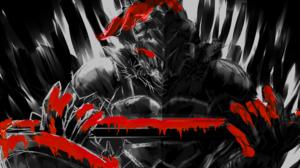 Armor Blood Goblin Slayer Sword 5000x3360 Wallpaper