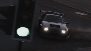 Forza Forza Horizon Forza Horizon 4 Car Dark Background Drift Drift Cars Race Cars Racing JDM Japane 1631x919 wallpaper