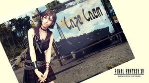 Final Fantasy Xv Windows Edition Iris Amicitia 1920x1080 wallpaper