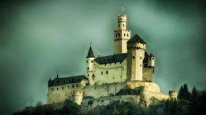 Man Made Castle 2560x1600 Wallpaper