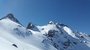 Alps Austria Earth Mountain Nature Snow Winter 4608x2592 Wallpaper