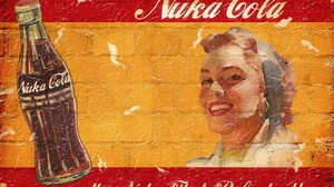 Fallout 3 Video Games Nuka Cola 1680x1050 Wallpaper