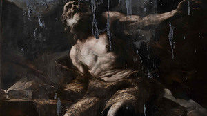The Nature Of Fear Nicola Samori Painting Horror Baroque Portraiture Classical 2000x2714 Wallpaper
