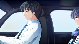Ishinomaki Aoba Touna Shinichi 3846x1620 wallpaper