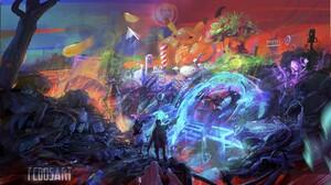 Sci Fi Fantasy 1920x1083 wallpaper