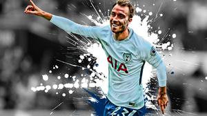Christian Eriksen Danish Soccer Tottenham Hotspur F C 3840x2400 Wallpaper