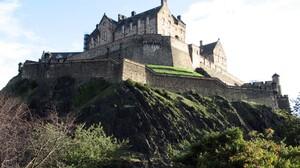 Man Made Edinburgh Castle 1920x1200 wallpaper