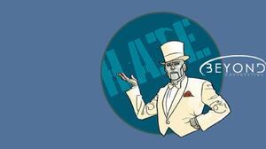 Robot Suit Top Hat 1600x1200 Wallpaper