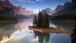 Canada Earth Forest Lake Landscape Mountain Nature Reflection Scenic Tree Water 1920x1201 Wallpaper