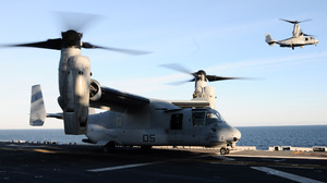 Bell Boeing V 22 Osprey Aircraft Navy Marines Helicopter 2100x1500 Wallpaper