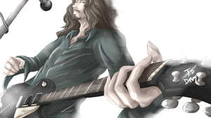 Music Chris Cornell 4000x3000 Wallpaper