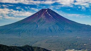 Japan Landscape Mount Fuji Mountain Nature Volcano 2048x1365 Wallpaper