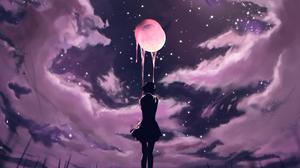Pink Star Cloud 4093x1986 Wallpaper