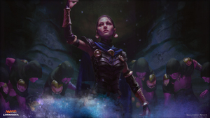 Commander Magic The Gathering Inalla Archmage Ritualist Human Wizard 1920x1080 Wallpaper