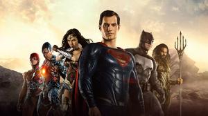 Justice League 2017 Flash Cyborg Dc Comics Ray Fisher Wonder Woman Gal Gadot Superman Henry Cavill B 1920x1080 Wallpaper