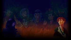 Video Game Deity Quest 1920x1200 Wallpaper