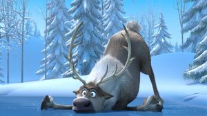 Frozen Movie Sven Frozen 3200x2000 Wallpaper