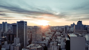 Man Made San Francisco 2560x1600 Wallpaper