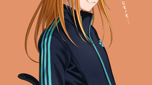 Anime Anime Girls Digital Art Artwork 2D Portrait Display Vertical SowB Tracksuit Tail Baseball Caps 1053x1600 Wallpaper