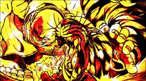 Baki The Grappler Brightness Anime 1920x1080 Wallpaper