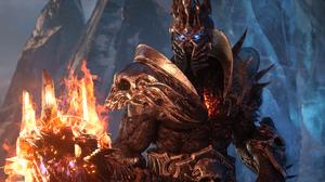 Bolvar Fordragon Lich King World Of Warcraft World Of Warcraft Shadowlands 3840x1600 Wallpaper