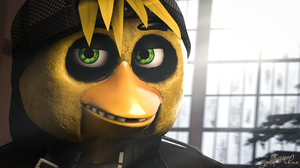 Chica Five Nights At Freddy 039 S 1920x1080 Wallpaper