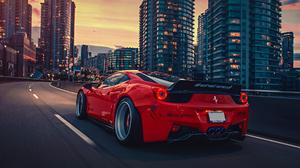 Car Ferrari Ferrari 458 Red Car Sport Car Vehicle 1920x1280 Wallpaper