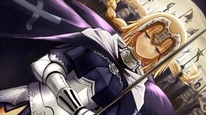 Ruler Fate Apocrypha Ruler Fate Grand Order Jeanne D 039 Arc Fate Series Fate Grand Order 1920x1357 Wallpaper