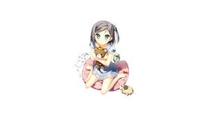 Tsutsukakushi Tsukiko Hentai Ouji To Warawanai Neko Anime Manga Series Dark Hair Short Hair Side Pon 1600x900 Wallpaper
