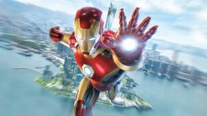 Iron Man Tony Stark 7680x4320 Wallpaper