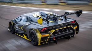 Car Race Car Lamborghini 3840x2160 Wallpaper
