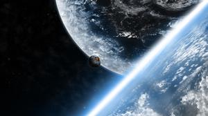 Sci Fi Planets 1920x1080 Wallpaper