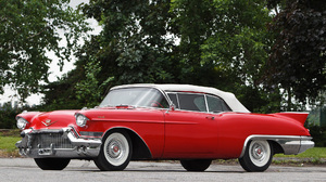 Cadillac Cadillac Eldorado Biarritz Red Car 2048x1536 Wallpaper