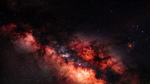 Space Universe Stars Nebula 3000x2057 Wallpaper
