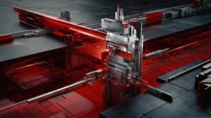 Render 3D Yury Dovganuk Digital Art 2560x1440 Wallpaper