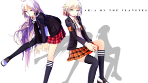 Vocaloid IA Vocaloid 3840x2160 wallpaper