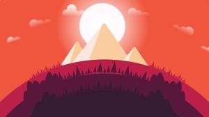 Pyramid 1920x1080 Wallpaper