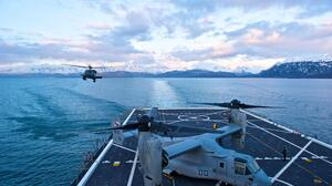 Military Bell Boeing V 22 Osprey 3830x2549 Wallpaper