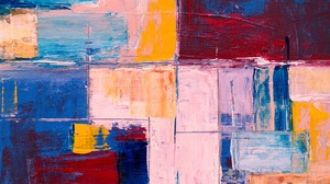 Artwork Colorful Abstract Painting 2560x1671 Wallpaper