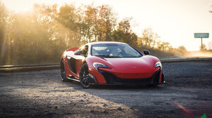 Car Mclaren Mclaren 675lt Red Car Sport Car Supercar Vehicle 1913x1275 Wallpaper