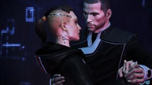 Jack Mass Effect Commander Shepard 1920x1080 Wallpaper