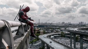 Deadpool Ryan Reynolds 1633x919 Wallpaper