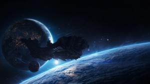 Space Planet 1920x1080 Wallpaper