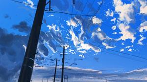 Sky Cloud 3840x2160 Wallpaper