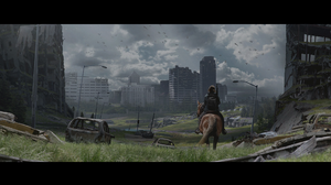 The Last Of Us 2 The Last Of Us Video Games PlayStation 4 Apocalyptic Naughty Dog Artwork City 1920x1080 Wallpaper